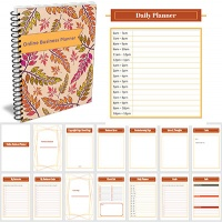 Online Business Planner - Editable PDF