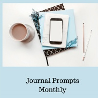 Journal Prompts Monthly