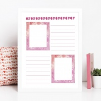 Chic Pink Templates