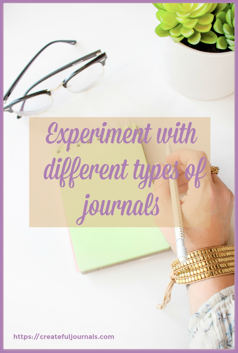 types of journals