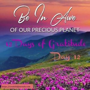 awe gratitude