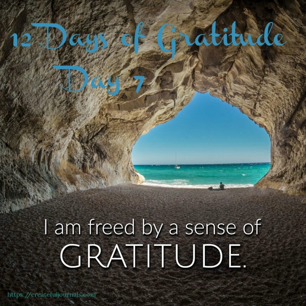 Hard Times Day 7 Gratitude