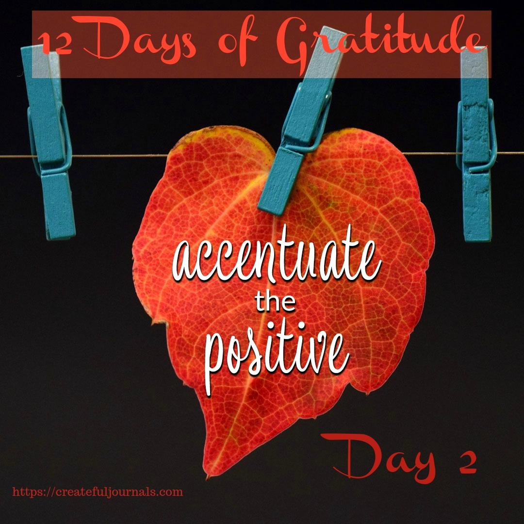 12 Days of Gratitude Journal