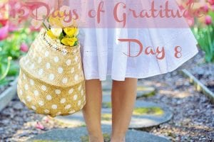 Gratitude Nourishing Day 8