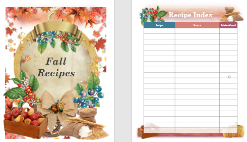 Createful Journals, downloadable journals, thanksgiving planner, thanksgiving activities, downloadable thanksgiving activities,