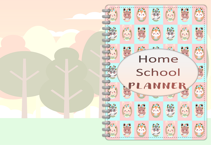 Home School Background