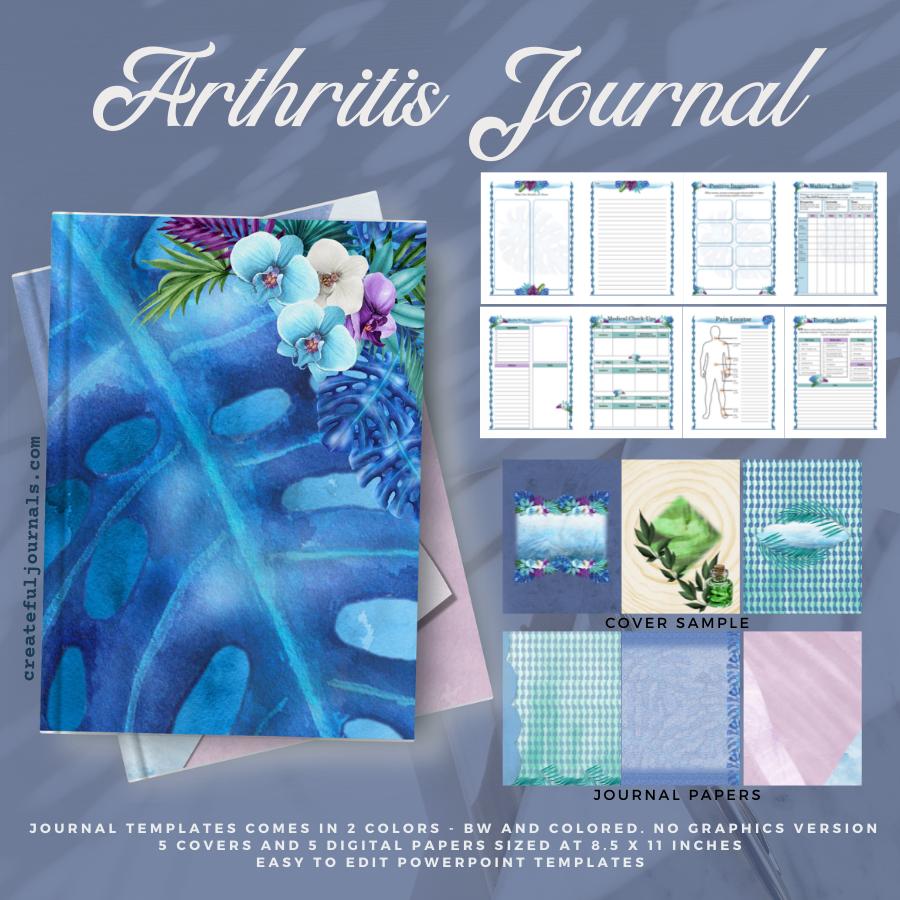 Arthritis Journal Mockup