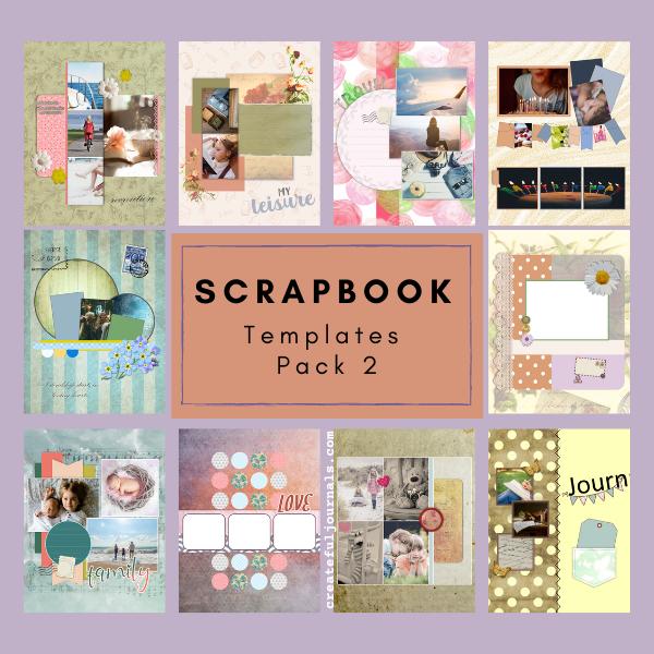 Scrapbook Templates 2